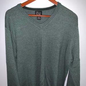 JoS A. Bank Wool Sweater